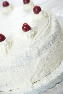 Torta z višnjami