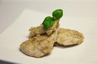Piščanec s sezamom