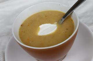 Zimska zelenjavna juha