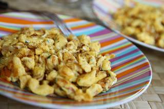 Umešana jajčka z lisičkami