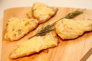 Piščančji zrezki s sirom