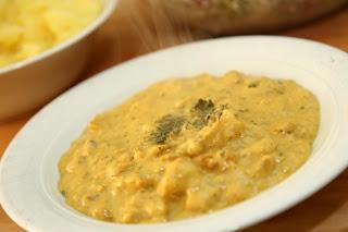 Piščanec s curryem / karijem