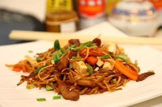 Za ljubitelje kitajske hrane