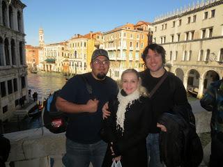 Benetke z Jesusom ;)