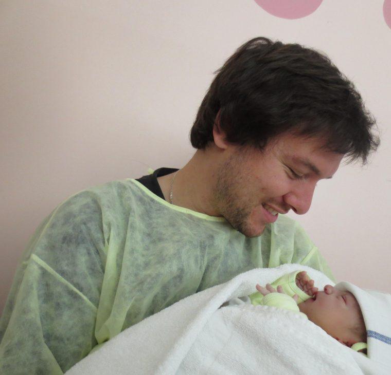 Moja porodna zgodba – 1.del