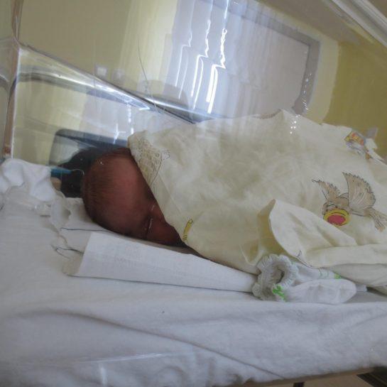 Dnevi po porodu v kranjski porodnišnici