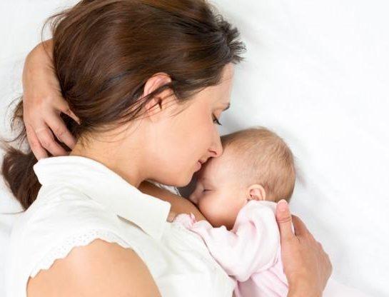 Prednosti dojenja za vašega dojenčka