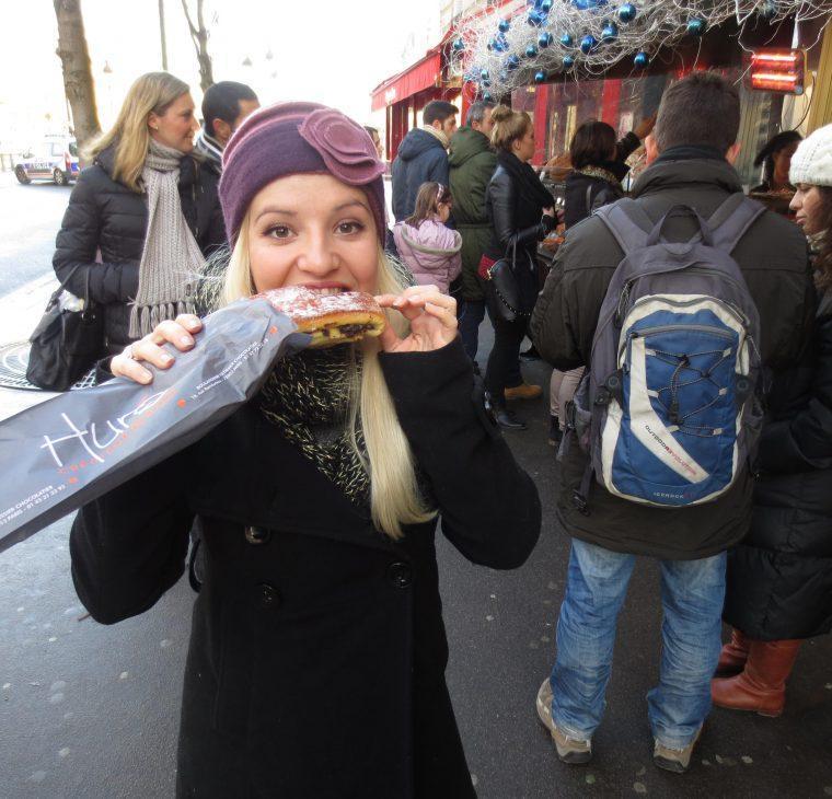 Pariz, palačinke in sanjska pekarna