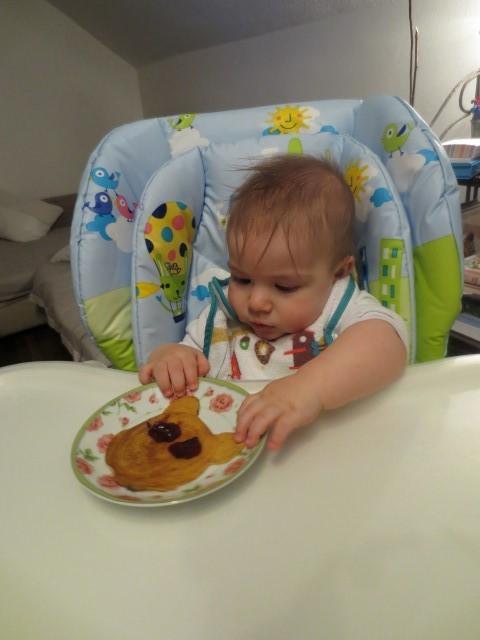 Timonovih devet mesecev in prva palačinka