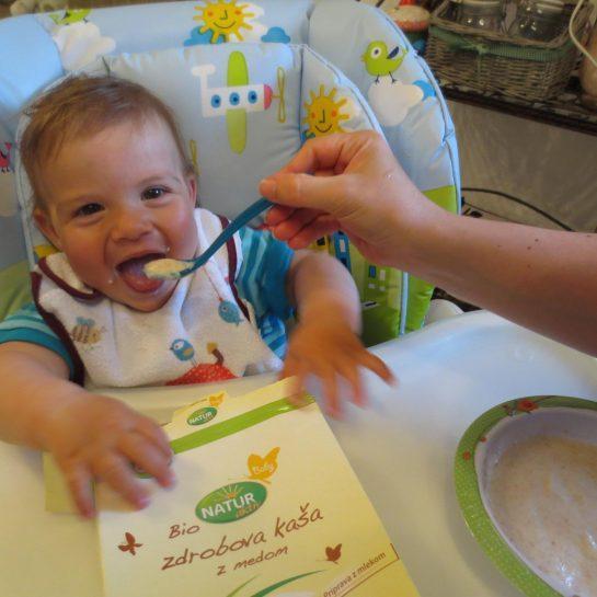 Med, botulizem in Natur aktiv Baby