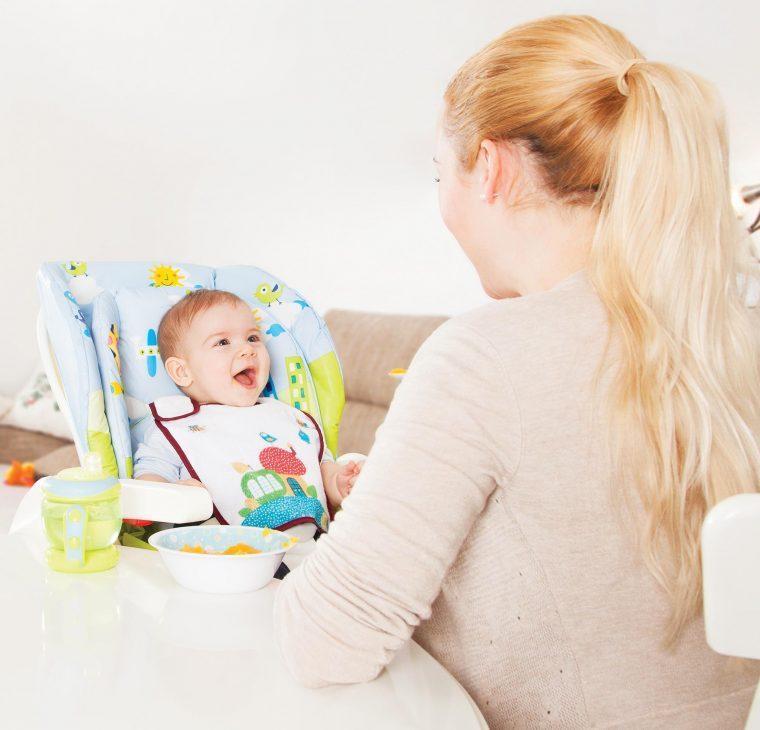 Brezplačna kuharska tečaja z napotki za uvajanje goste prehrane pri dojenčkih