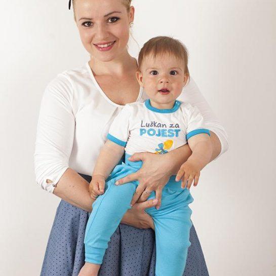 Nova linija luškanih oblačil v sodelovanju s podjetjem Clar