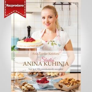 Knjiga Sladka Anina kuhinja