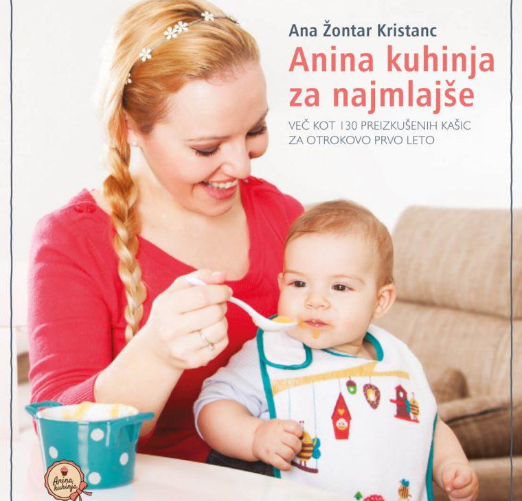 Otroški bazar – Predavanje o uvajanju goste hrane pri dojenčkih