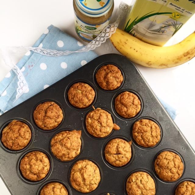 Bananini cimetovi kolački za dojenčke
