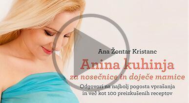 Anina kuhinja za nosečnice in doječe mamice