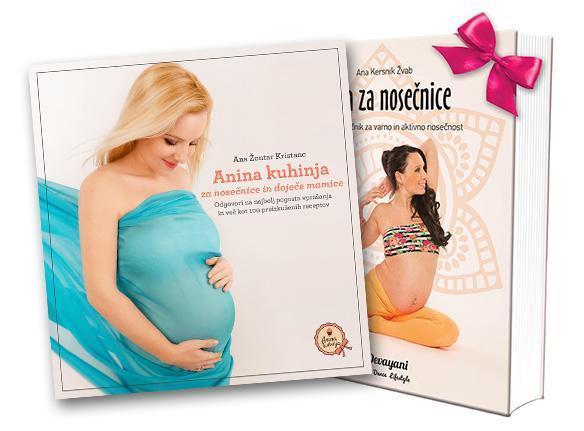 Predavanje o prehrani + joga — za nosečke in doječe mamice