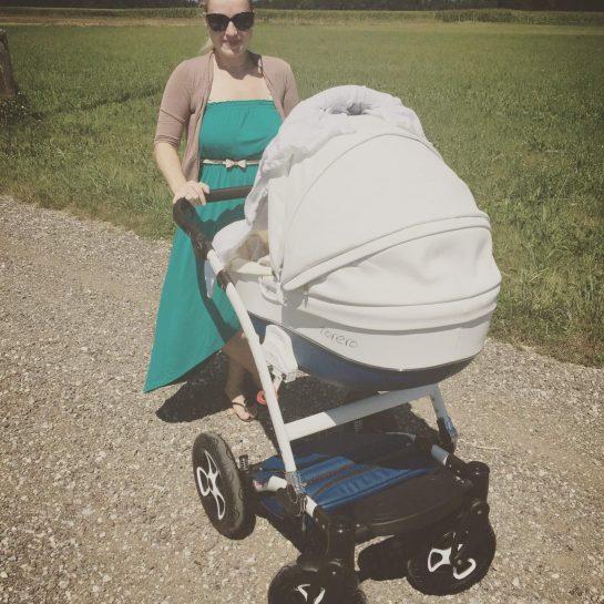 Moj 2. teden po porodu