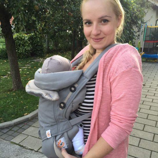 Moj 4. teden po porodu