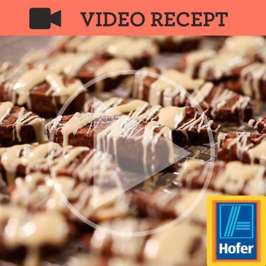 Praznični čokoladni cantuccini z brusnicami in orehi