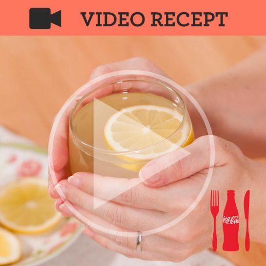 Vroča limonada z žajbljevim medom
