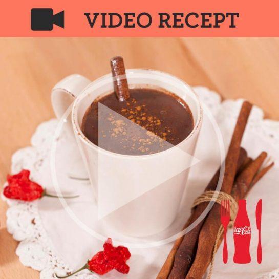 Vroč mehiški kakav/čokolada s čilijem