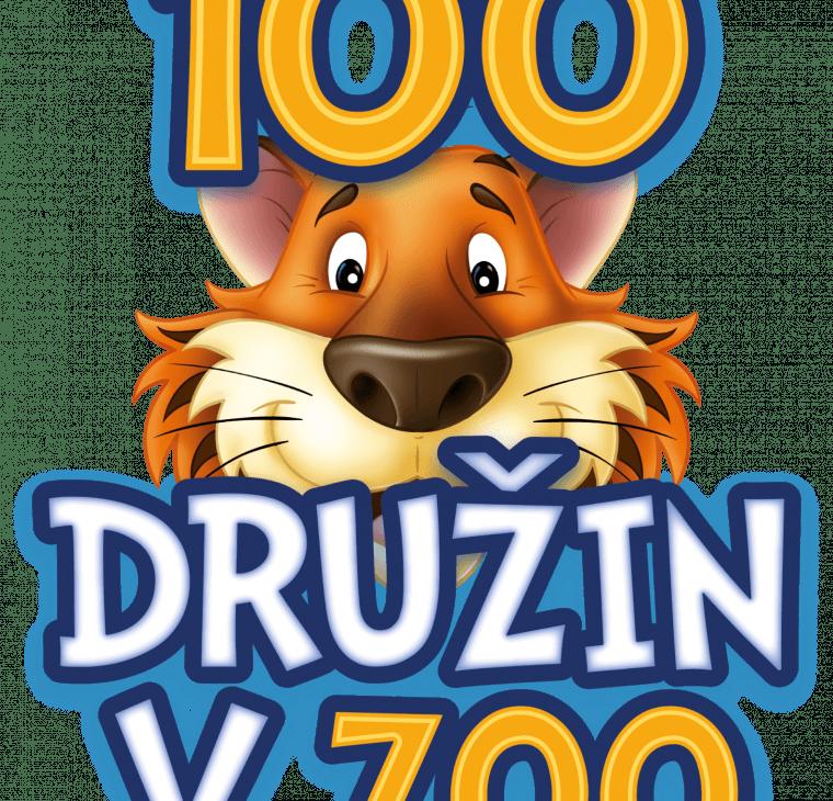 100 družin v živalski vrt ali Top otroški žur