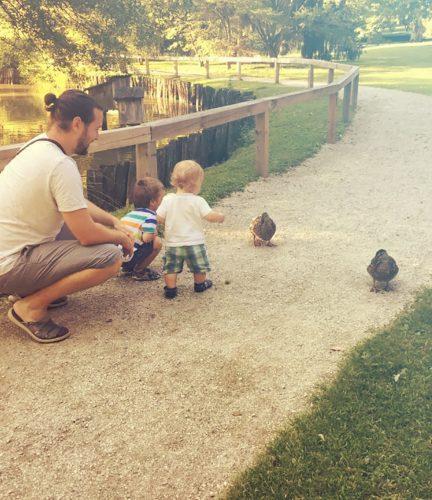 Izleti z otroci