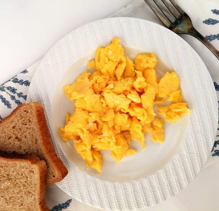 Triki in nasveti za popolna umešana jajčka