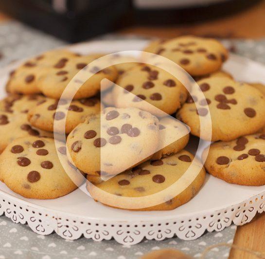 Klasični ameriški piškoti s čokoladnimi kapljicami