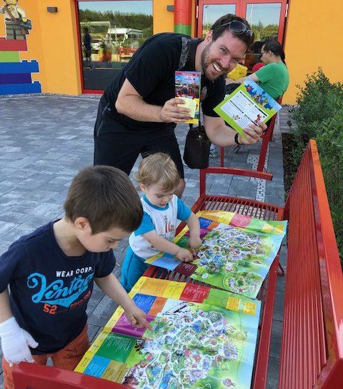 Družinski road trip po Evropi: druga postaja Günzburg Legoland – 1. del – kamp in okolica
