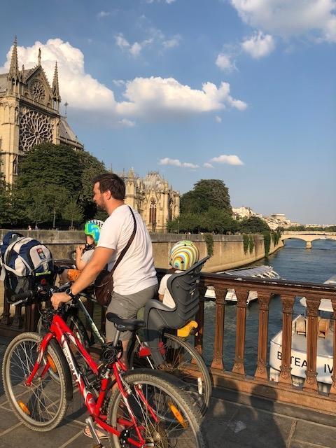 Družinski road trip po Evropi: peta postaja – mesto Pariz