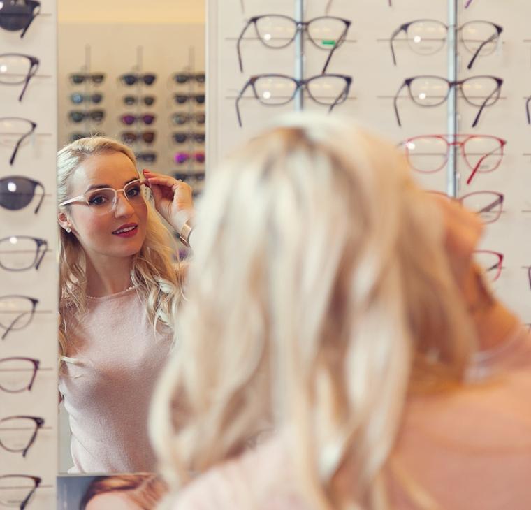 Kvaliteten pregled vida, zmotne teorije in nova očala