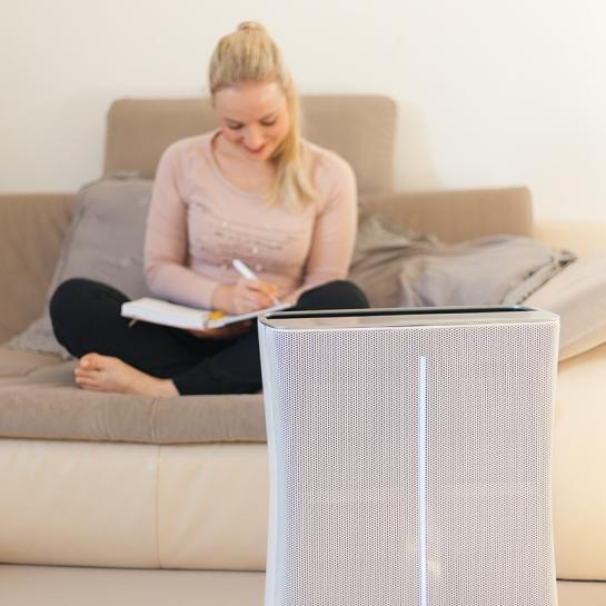 Alergije, nega in čistilec zraka