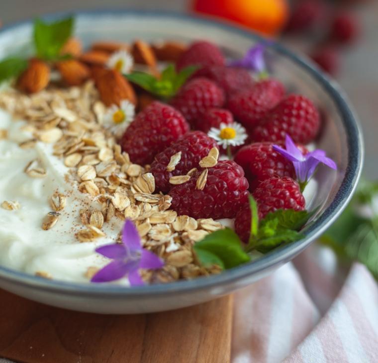 Malinina jogurtova pravljica