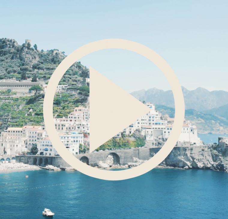 VLOG: Družinski potep z avtodomom po Italiji – Amalfi