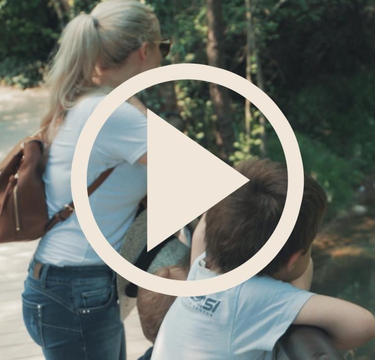 Družinski potep z avtodomom po Italiji – Gardsko jezero: Parco Natura Viva