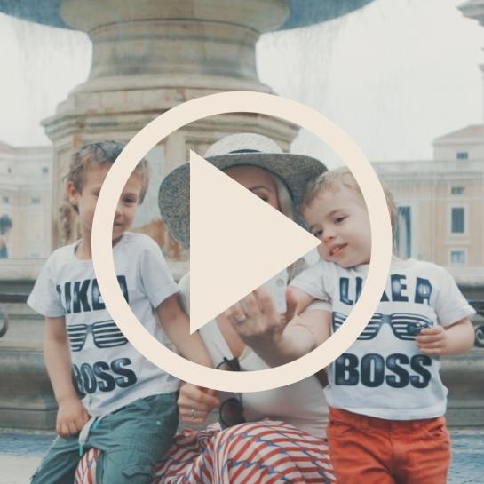 VLOG: Družinski potep z avtodomom po Italiji – Vatikan in Rim