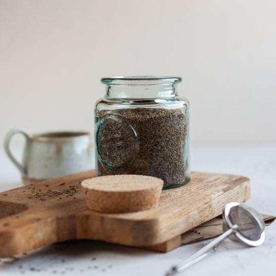 Čaj za pomirjanje trebuščka