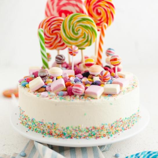 Torta sladka pravljica