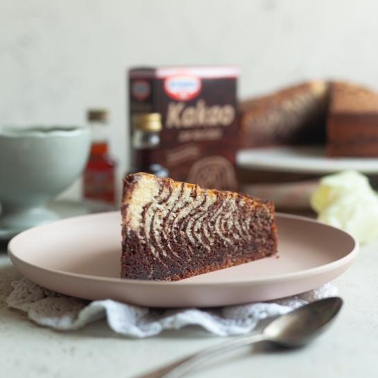 Zebrin kolač