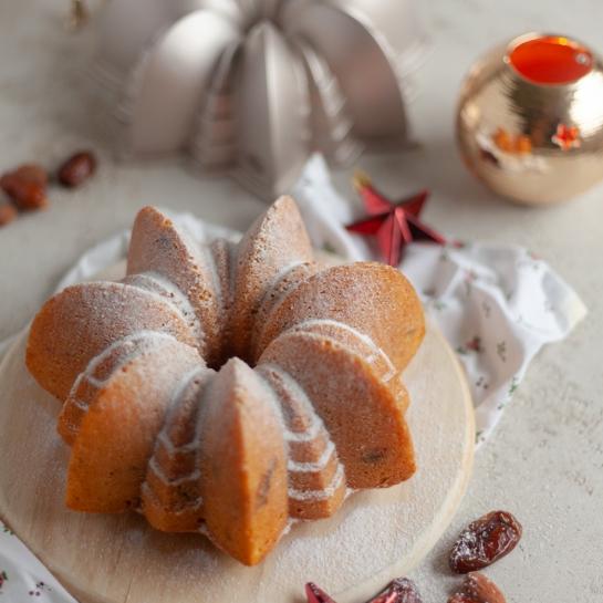 Miklavžev kolač z mandlji