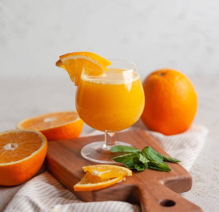 Antistress pomarančni napitek