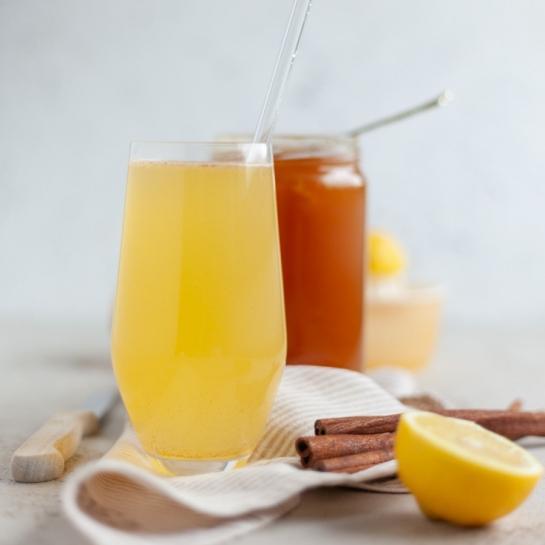Jutranja limonada za boljšo prebavo