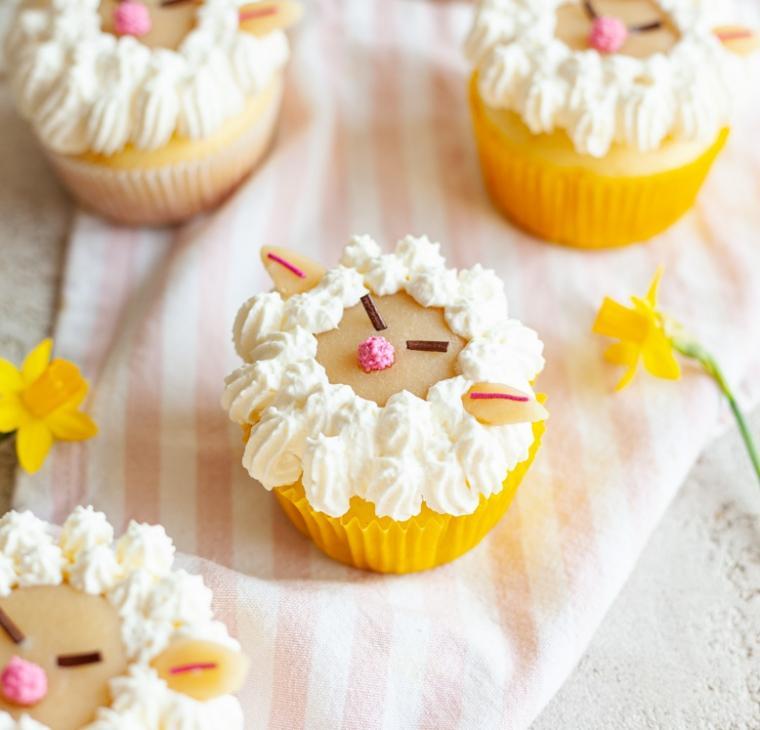 Velikonočni kolački ovčke